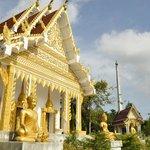 Второй храм справа от основного