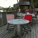 meubles restaurant plage