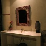 Lotus Room's Bathroom