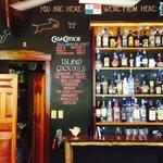The Bar at Casa Cayuco