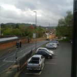 View from room towards Stroud