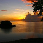 Nuit à Tiki village