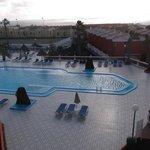 strange shape pool