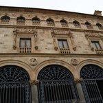 fachada a la calle San Pablo