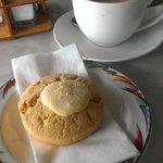coffee & cookie :-)