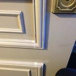 DIRTY FRONT DOOR