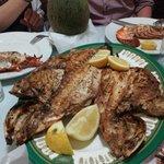 pesce, di carne bianca, alla grigla