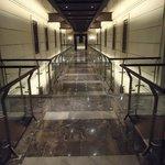 main corridors