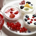 yogurt e spremuta
