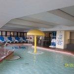 indoor kiddie pool