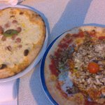Pizza kebab e Biancaneve con wurstel