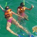 Cancun Snorkeling Adventure Morning Glory Tour
