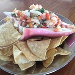 Our Famous Conch Ceviche