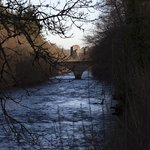 Doune Castle on the River Teith