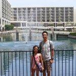 JW Marriott Desert Springs, next to Marriott's Desert Springs Villas