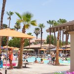 Palmeras Pool & The Water's Edge  (Pool Bar & Grill) Family pools (4 pools & hot tubs, baby pool