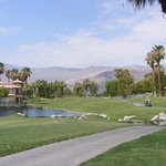 Golf Course & mountain views, view from room