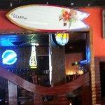 Nice decor since name change from Hammerhead's to Ohana Hawaiian Bar & Grill