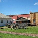Schoolhouse in Cottonwood City