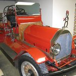 1915 Seagrave Chemical Fire Truck