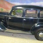 1936 Hudson Custom 6