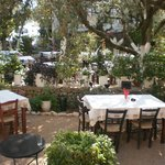 Polyphemus Restaurant Foto