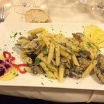 Penne in barca
