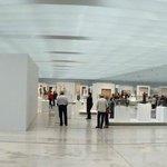 Panoramique de l'intérieur du Louvre-Lens