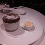 Chocolate Souffle'