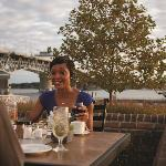 Dining on the York River