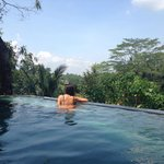 Villa Melah's pool and that magnificent view!!!!! - Lani and Devon