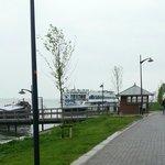view from Hoorn dock
