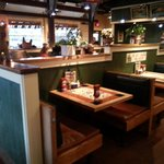 Dining Booths