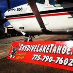 Lake Tahoe Tandem Skydiving