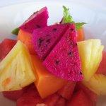 Amazing fruit for breakfast