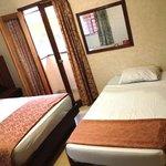 Habitación con cama adicional