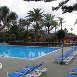 Hotel Best Semiramis Außenpool