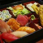 Sushi Sashimi Bento