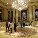 El Lobby del Wldorf Astoria, New York