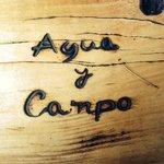 Agua y Campo