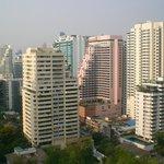 sukhumvit skyline