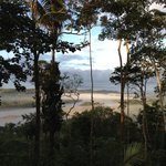 View of Napo from hotel