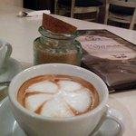 Cafe por Barista!