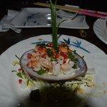 Chocolate clam