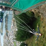 The Ledge Swing