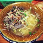 Beef Broth Soup Shahe Fen