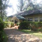 Ingresso cottage