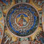Jesus Christ All-powerful with the Zodiac