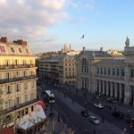 Gare du Nord-early morning