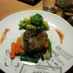 FRii Steak..